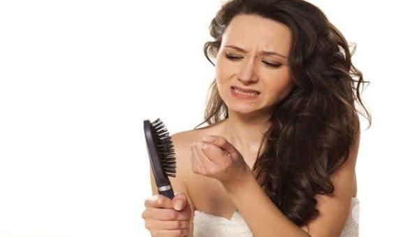 Заздравете косата си с масло от рапица - изображение