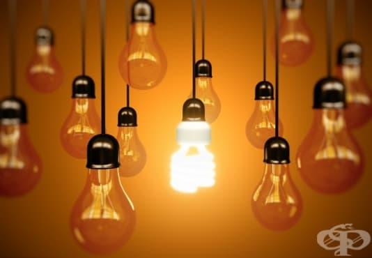 Пет стъпки към намаляване вредното въздействие на изкуственото осветление - изображение