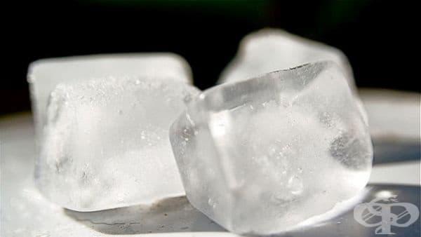 Премахнете излишната мазнина от ястието с помощта на лед - изображение