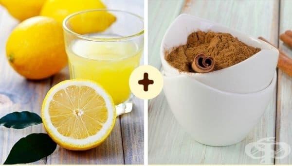 Почистете микровълновата печка с лимон и канела - изображение