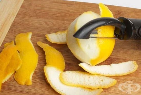 Консумирайте лимонови кори, за да заредите организма си с ценни хранителни вещества - изображение