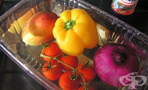 Как да премахнем нитратите от зеленчуците и плодовете? - изображение