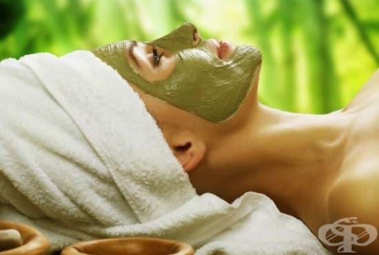 Тонизирайте кожата на лицето си с маска от малини, зелен чай и кисело мляко - изображение