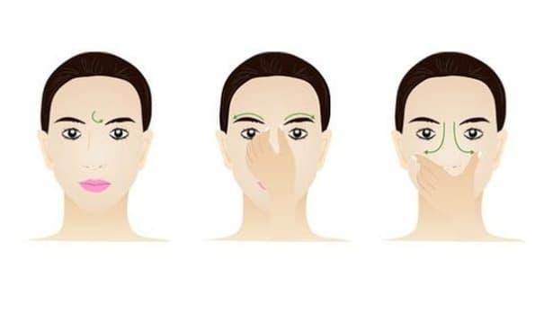 Облекчете главоболието при синузит с масаж от натурални масла  - изображение