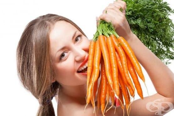 Направете си възстановяваща маска за коса от моркови, зехтин и рициново масло - изображение
