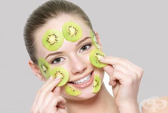 Поддържайте кожата на лицето си млада и хидратирана с маска от киви и бадеми - изображение