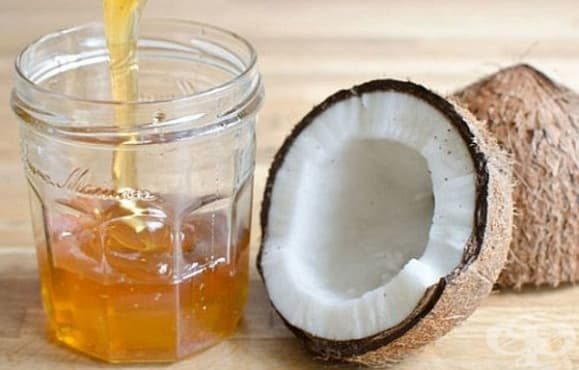 Изсветлете косата си с мед и кокосово масло - изображение