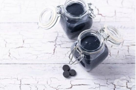Премахнете черните точки и почистете запушените пори с активен въглен - изображение