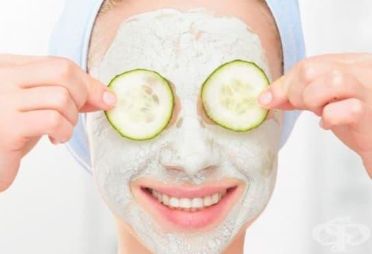 Хидратирайте кожата на лицето си с 3 лесни маски с краставица - изображение