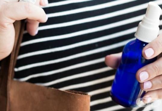 Използвайте натурални масла в борбата със стриите - изображение