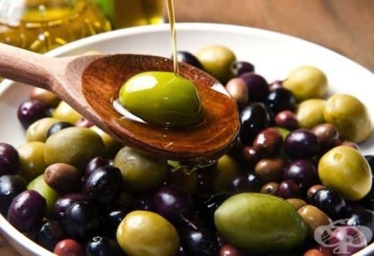 7 здравни ползи от консумацията на маслини - изображение