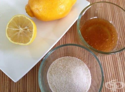 Премахнете нежеланото окосмяване с мед, лимон и захар - изображение