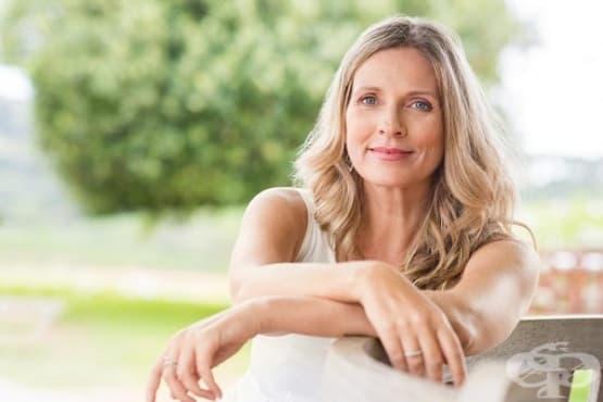 Облекчете симптомите на менопаузата със 7 естествени добавки - изображение