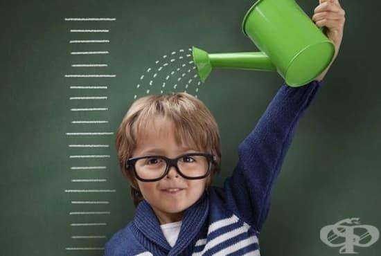 Насърчете ръста на вашето дете с минерали   - изображение