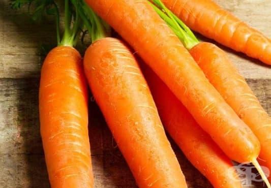 Заздравете косата си с моркови - изображение