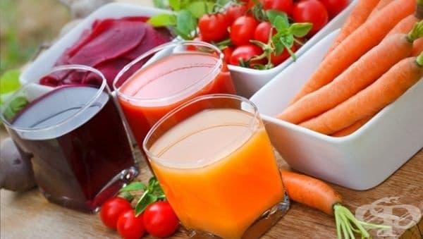 За да придадете по - тъмен нюанс на косата си, използвайте сок от моркови и цвекло - изображение