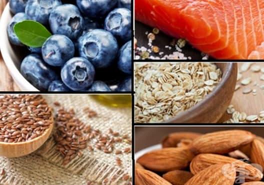 Намалете риска от сърдечно-съдови заболявания с 15 вида храни - изображение