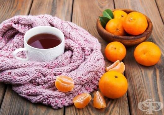 Намалете стреса и напрежението с чай от лайка, мандарина и валериана - изображение