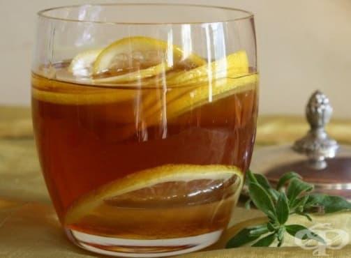 Елиминирайте излишните мазнини с напитка от джинджифил, краставица, лайм, лимон и мента - изображение
