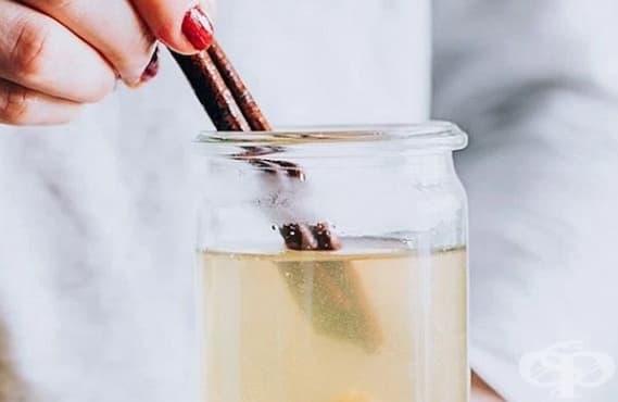 Облекчете безсънието с напитка от банан, джинджифил, канела, анасон и карамфил - изображение
