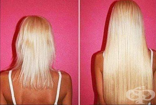 Направете си маска, с която косата ви ще порасне бързо само за месец - изображение