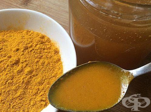 """Направете си """"златен мед"""", за да излекувате грипа и настинката - изображение"""
