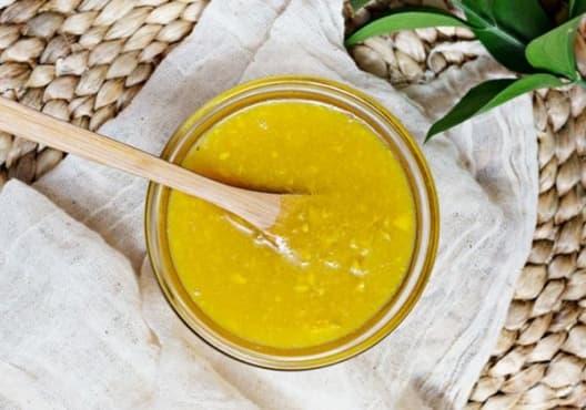 Направете си ексфолиант за тяло с аромат на манго, портокал и кокос - изображение