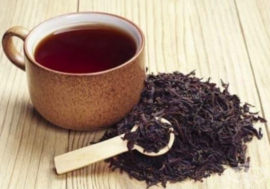 Направете си автобронзант от черен чай - изображение
