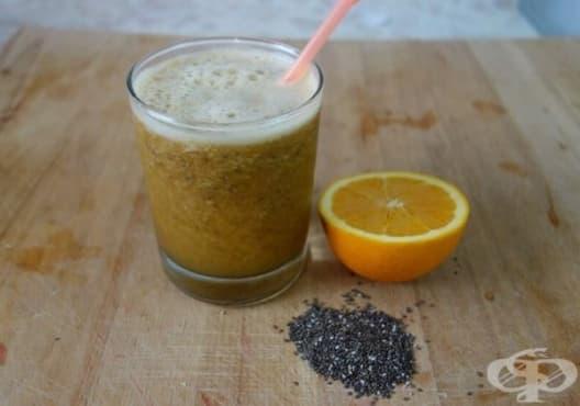 Направете си детоксикираща напитка от грейпфрут, портокал и ананас - изображение