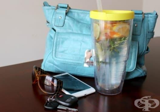 Направете си детоксикираща напитка от розмарин и цитрусови плодове - изображение