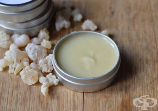 Направете си дезодорант от тамян за чувствителна кожа - изображение