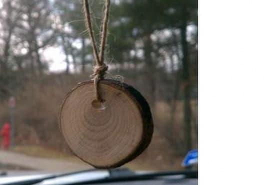 Направете си екологичен ароматизатор за кола - изображение
