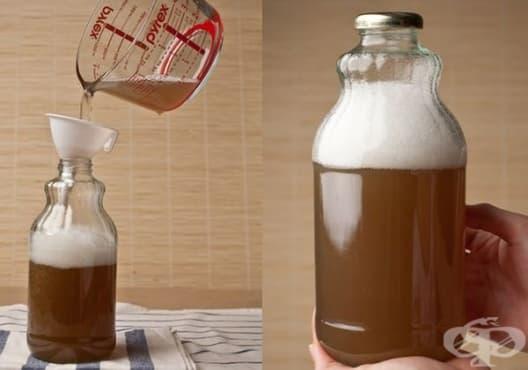 Направете си екологичен препарат за почистване от сапунени ядки - изображение