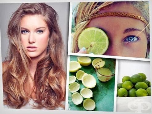 Направете си избелваща маска за лице от лимон и овесени ядки - изображение