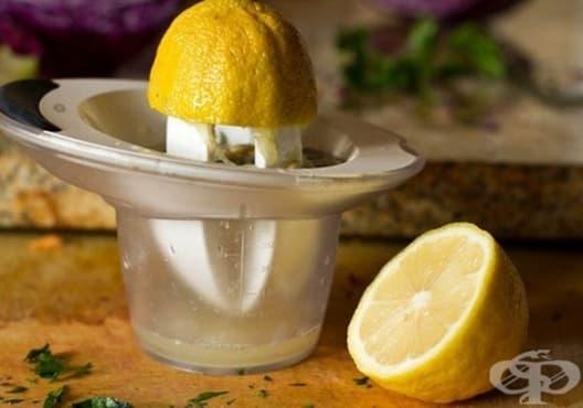 Направете си избелваща маска за лице от бадемово масло и лимон  - изображение