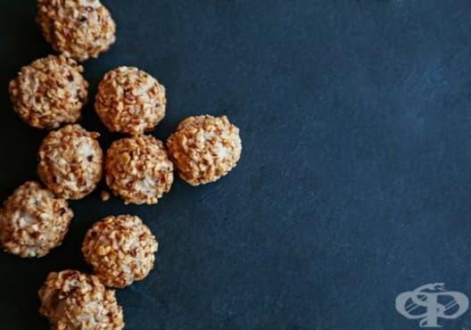 Насърчете имунитета с бонбони от лешник, кокос и рожково брашно - изображение