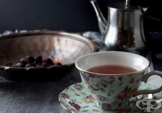 Повысьте иммунитет с чаем из бузины, шиповника и гвоздики - image