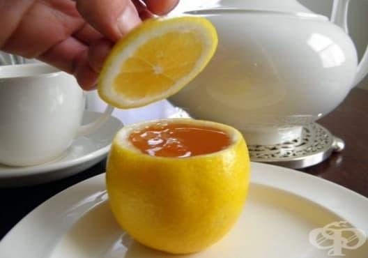 Насърчете изгарянето на излишни мазнини с чай от лимон и джинджифил - изображение