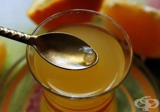 Насърчете изгарянето на излишни мазнини с напитка от мед, портокал и кимион - изображение