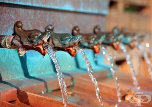 Насърчете изгарянето на излишни мазнини с вода - изображение