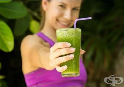 Насърчете метаболизма с напитка от киви, авокадо и слънчоглед - изображение
