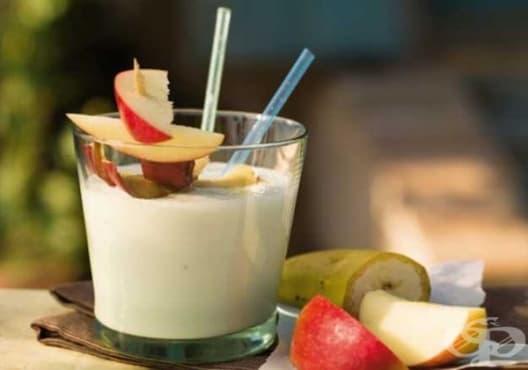 Насърчете метаболизма с напитка от ябълка, банан и портокал - изображение