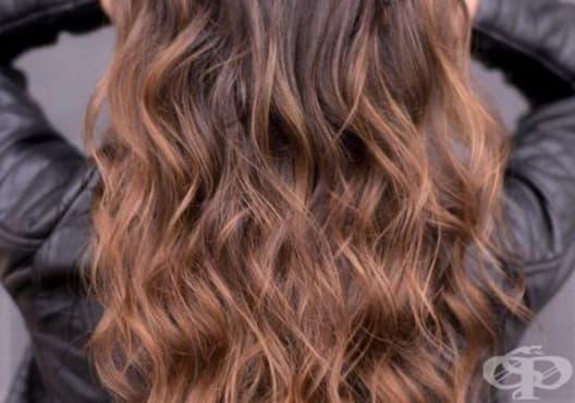 Насърчете растежа на косата с яйце, рициново масло и ябълчна киселина - изображение