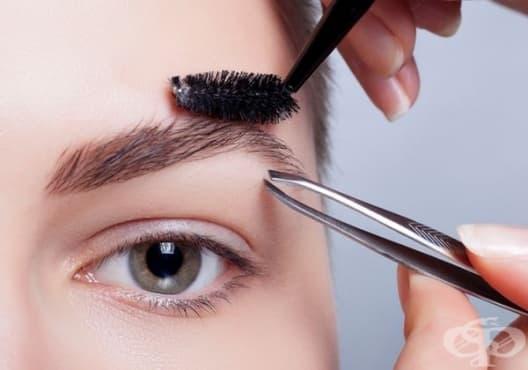 Насърчете растежа на веждите чрез тези 10 начина - изображение