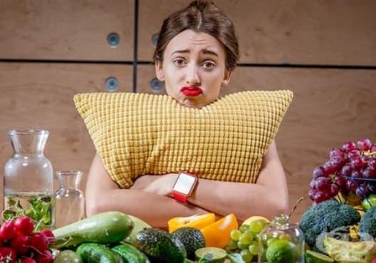 Насърчете съня с 9 вида храни - изображение