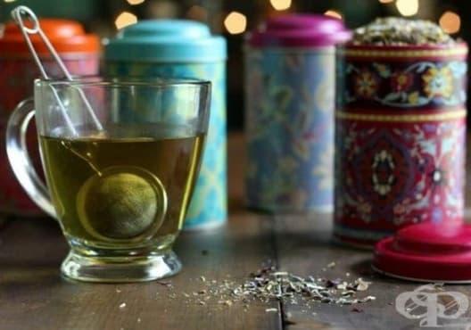 Насърчете съня с чай от лайка, лавандула, коча билка и женско биле - изображение