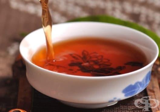 Насърчете съня с чай от лайка, лавандула, валериана и мандарина - изображение