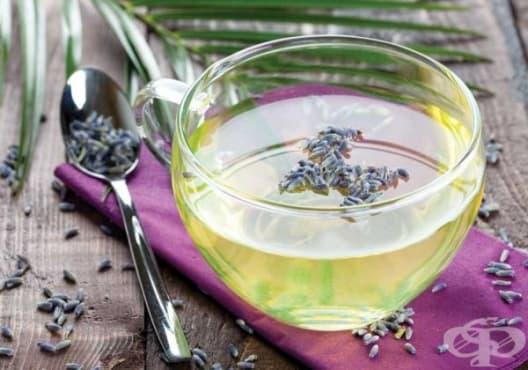 Насърчете съня с чай от лавандула - изображение