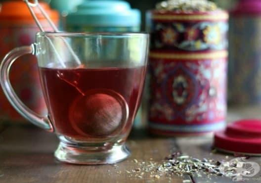 Насърчете съня с билков чай от лайка или пасифлора - изображение