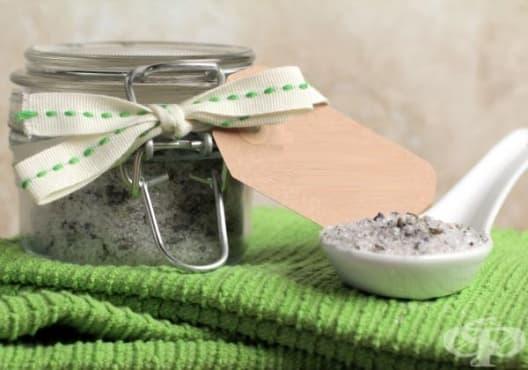Насърчете съня с вани от лавандула и английска сол - изображение